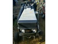Westwood lazer ride on mower