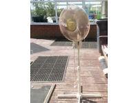Lloytron Oscilating Pedestal Fan