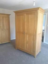 Barker and Stonehouse Wardrobes Double and Triple