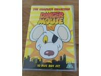 Danger Mouse collection DVDs