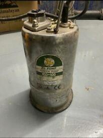 JS Residue Pump RSD.400 (Spares/Repairs)