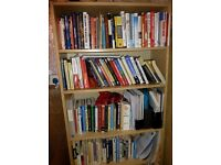 IKEA Billy Bookshelves x 2 preowned but in excellent clean condition