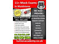 11+ Easter Course and Mock Exams in Maidstone