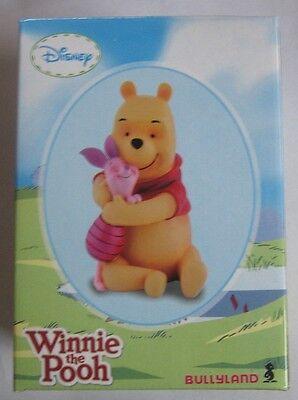 Disney Winnie Pooh Bär Ferkel Piglet Resin Figur Bullyland Sammelfigur 12320 NEU