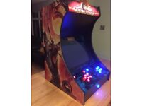 Multi Arcade Cabinet Machine
