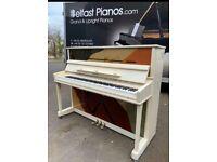 Samick J- 3101 || White|| Upright piano| Belfast| Belfast pianos || Free delivery