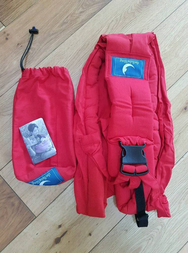Red Baba Sling Baby Carrier In Livingston West Lothian Gumtree
