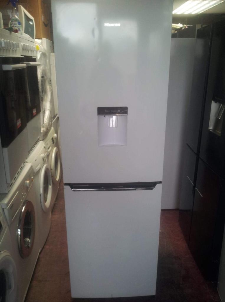 Hisense fridge freezer with water dispenser   in Leeds, West Yorkshire    Gumtree