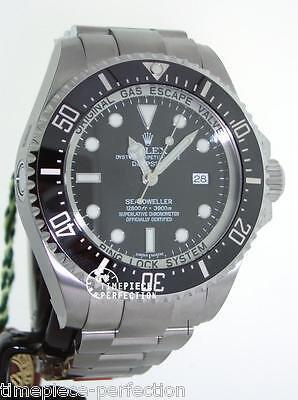 ROLEX Sea-Dweller Deep Sea 116660 Mens Watch New