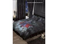 MAGISTUS GOTHIC KINGSIZE DUVET SET