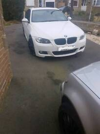 BMW 325D M Sport, Fully Loaded, 69k Mileage, Red Leather, Sunroof, Electric Memory Seats