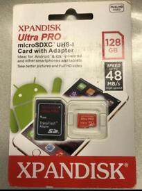 Memory card 128 gb