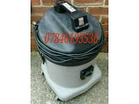 Numatic commercial industrial car valeting vacuum cleaner free delivery