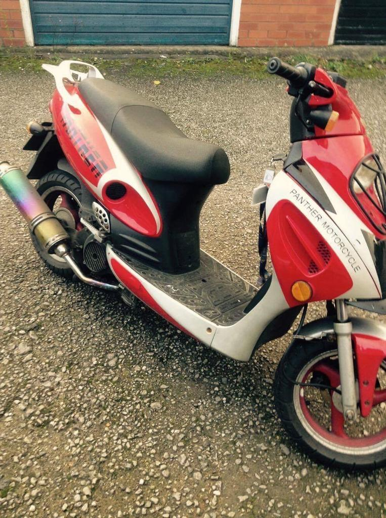 125cc moped for sale