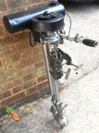 British Seagull Outboard Engine / Motor 40+.L/R Tank .Fishing Dinghy Boat Tender