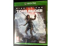 Rise of the Tomb Raider - Xbox One/One S