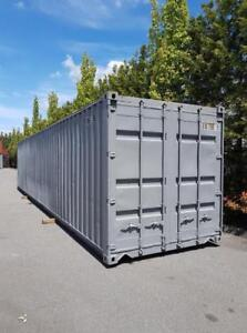 40ft Damaged Shipping Container - Call For Availability
