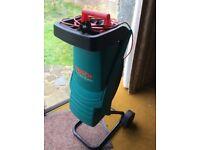 Garden Shredder. Bosch AXT Rapid 200