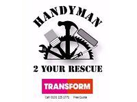 Handyman Edinburgh