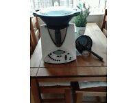 Thermomix TM31, used in very good condition