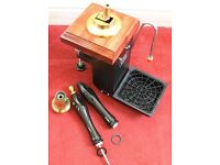 CFBS HAND PULL BEER ENGINE, BAR PUMP, BRASS FINISH, PUB, FOR REFURBISHMENT/SPARES