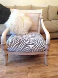 Large feature chair great quality