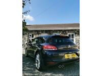 Volkswagen, SCIROCCO,GT TDI Coupe, 2010, Manual, 1968 (cc), 2 doors