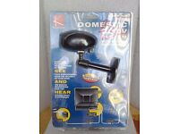 DOMESTIC CCTV SYSTEM WITH BUILD IN MICROPHONE