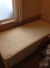 Bed for sale - used as sofa - John Lewis