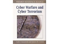 Cyber Warfare and Cyber Terrorism Janczewski & Colarik ISBN: 978-4894441743