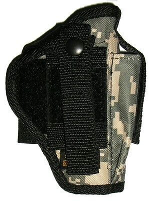 USA Made Custom Digital ACU Color Walther PPK PP Tactical Holster 380 - Digital Tactical Holster