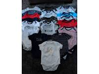 Baby boy clothes - 0-3months
