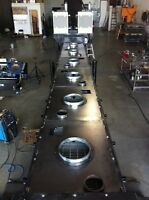 WELDING -FABRICATION & CNC PLASMA CUTTING AND POWDER COATING