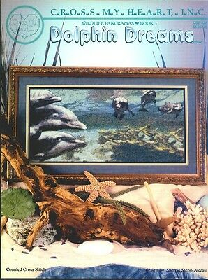 Dolphin Dreams (cross Stitch)