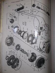 356 MASSEY TRACTOR SHOVEL PARTS BOOKS & TECHNICAL BOOKS, 4 TOTAL Belleville Belleville Area image 8