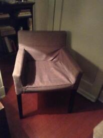 IKEA grey dinning chairs