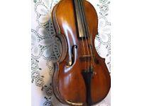 Maraill Giambattista W/ Bow Violin