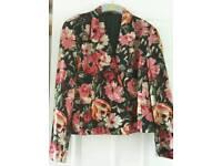 Next Floral Jacket