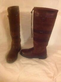 Dubarry Galway Boots Size 5 (38)