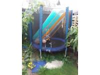 6 foot trampoline