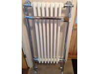 Chromed Traditional Towel Radiator(New from Bathstore)