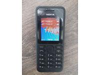 Nokia 130 **Dual Sim** (Network Unlocked) Mobile Phone