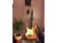 LEFT HAND Yamaha Pacifica Electric Guitar