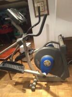 Nordic Track 130 elliptical machine