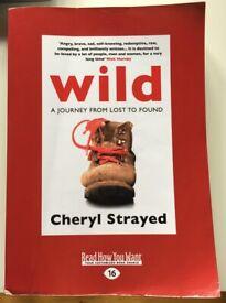 "Wild by Cheryl Strayed - ""very well read"""