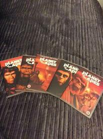 Planet of the apes films