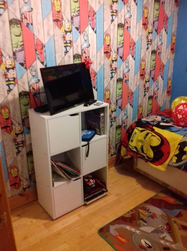 2 rolls of Marvel (superhero) wallpaper for bedroom   in Andersonstown,  Belfast   Gumtree