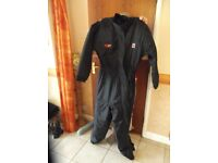 Weise wet weather all in one fully quilted all zips work fine in very good clean size XS £18 ono