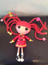 Lalaloopsy with crazy hair