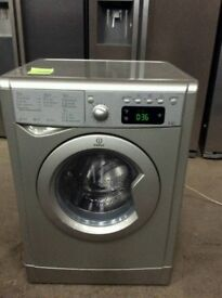 Indesit Silver A+ Class Washer&Dryer 7/5 Kg